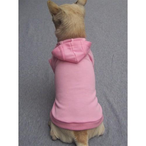 Hoodie T-Shirt - Pink
