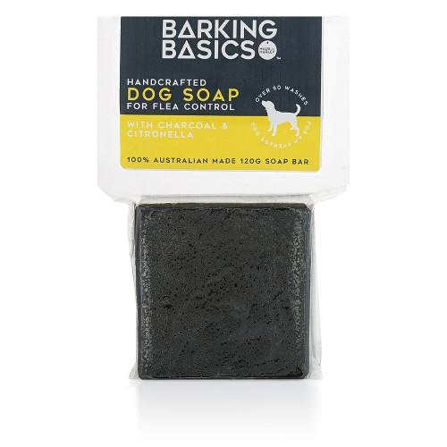 Barking Basics Dog Soap for Flea Control 120g